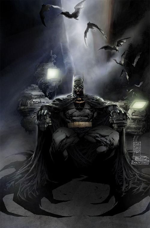 Batman : c'est qui le papa
