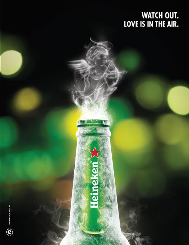 Publicité Heineken