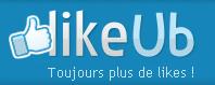 LikeUb Facebook