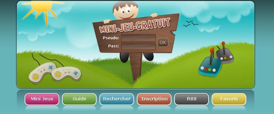 mini jeux gratuits