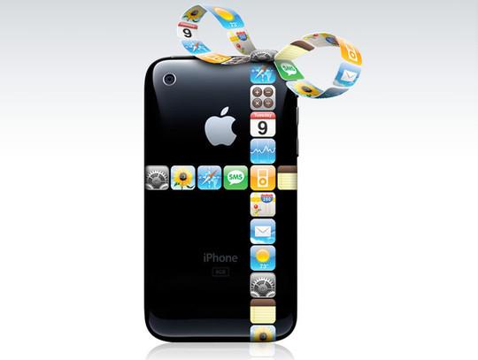 Rubans pour iphone