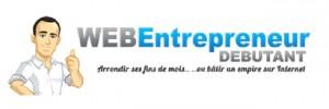Web Entrepreneur débutant