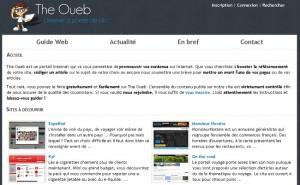 TheOueb : annuaire de qualité