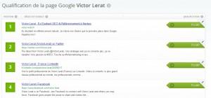 E-repuation Victor Lerat