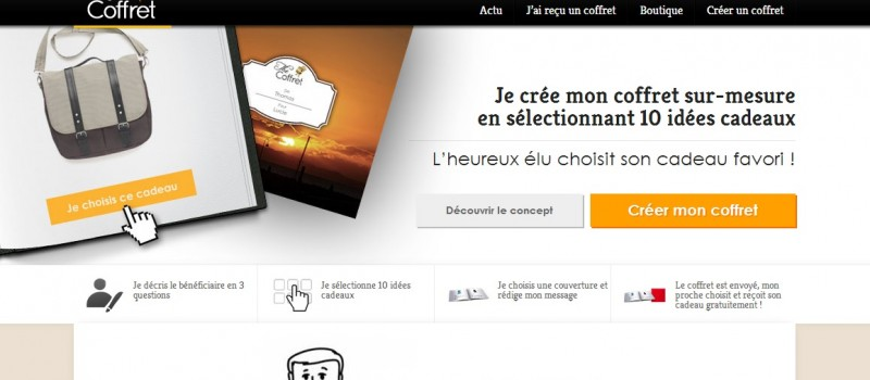 Romain Mikula : co-fondateur de « The Coffret »