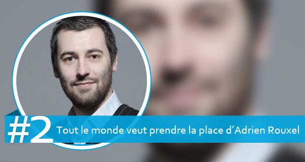 Tout le monde veut prendre la place d'Adrien Rouxel