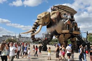 L'élephant de Nantes