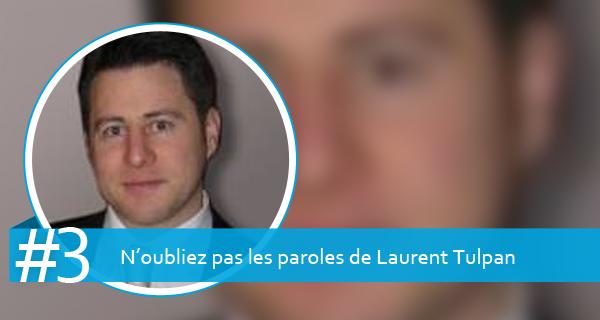 N'oubliez pas les paroles de Laurent Tulpan