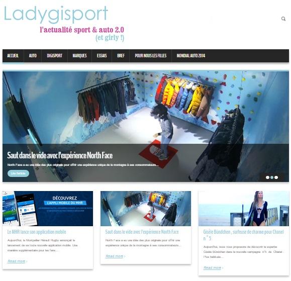 Blog Ladygisport