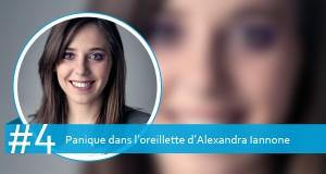 Panique dans l'oreillette d'Alexandra Iannone