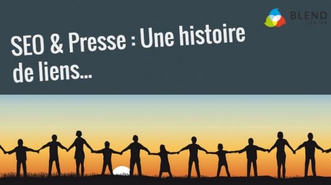 Blendmix : SEO & Presse par Nicolas Robineau