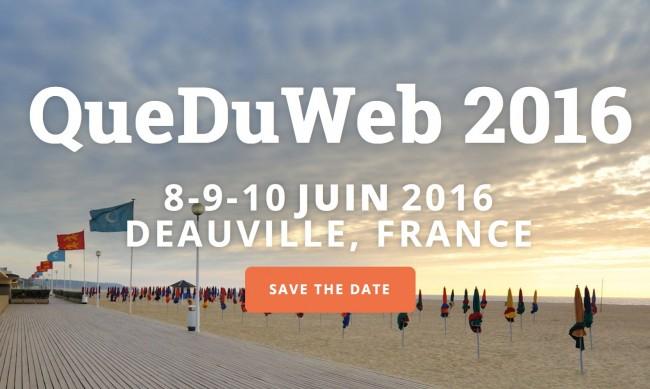 Queduweb 2016