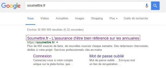 Baseline Soumettre.fr